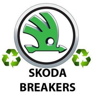 SKODA BREAKERS